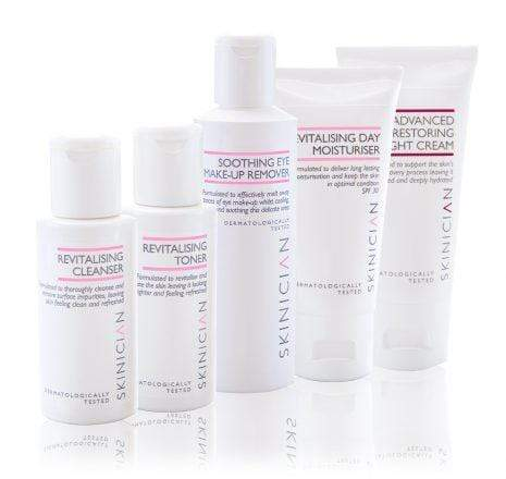 skinician Revitalising Travel Essentials