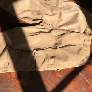 FRENCH ARMY PANTS