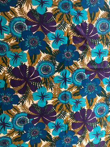 70's TABLECLOTH   2m16 x 1m22