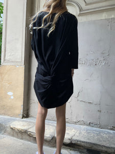 UNSIGNED black dress