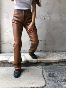 LEATHER PANTS / TAILOR MADE SERVICE