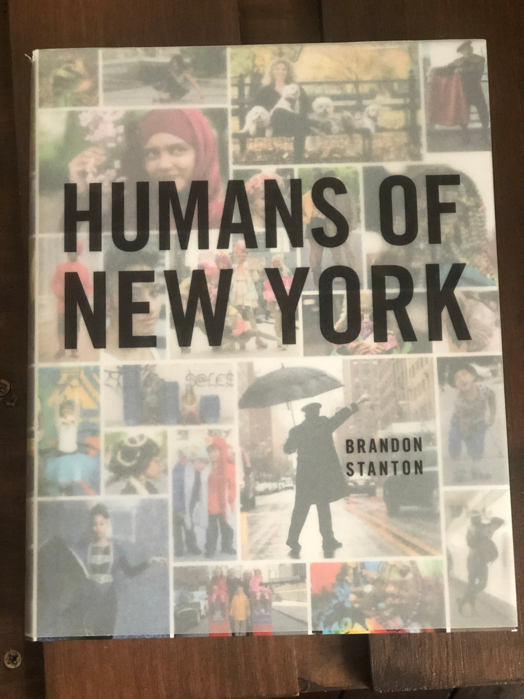 HUMANS OF NEW YORK used book