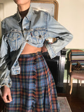 Charger l'image dans la galerie, UNSIGNED plaid skirt
