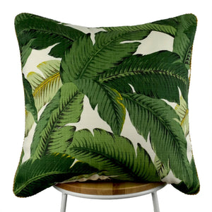 Bahama Palm Indoor-Outdoor Cushion