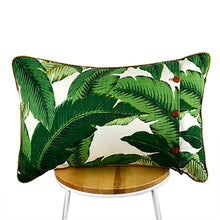 Load image into Gallery viewer, Bahama Palm Indoor-Outdoor Cushion II
