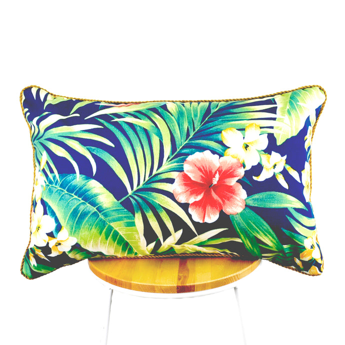 Bird of Paradise Indoor-Outdoor Cushion