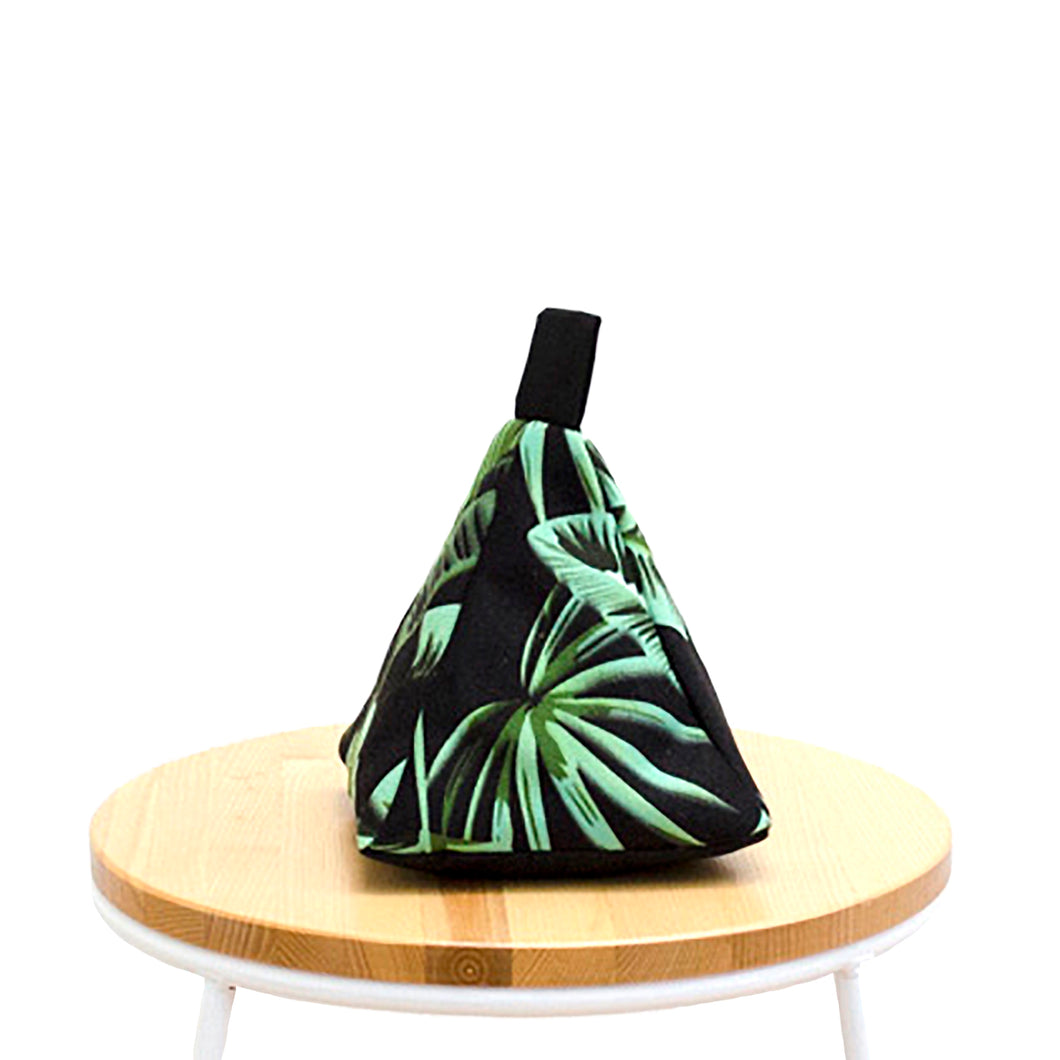Fern Fabric Doorstop