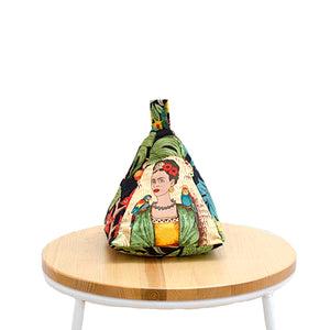 Frida's Garden Fabric Doorstop