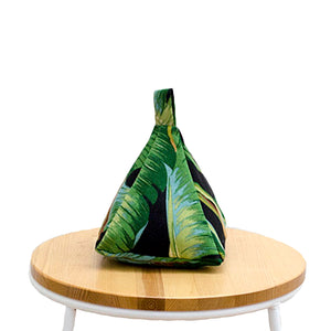 Frond Palm Fabric Doorstop