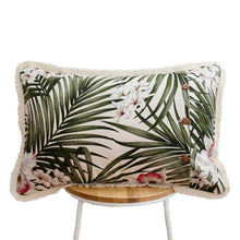 Load image into Gallery viewer, Hawaiian Orchid Cushion II