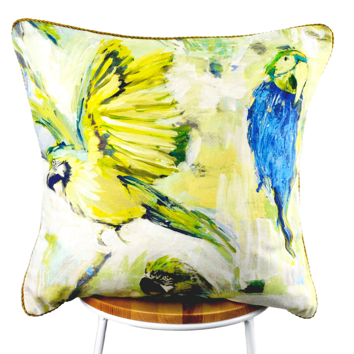 Macaw Cushion II