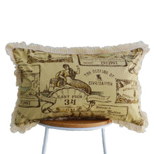 Load image into Gallery viewer, Mermaid  Cushion II