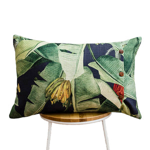 Monkey Palm Cushion II