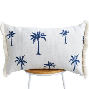 Royal Palm Cushion