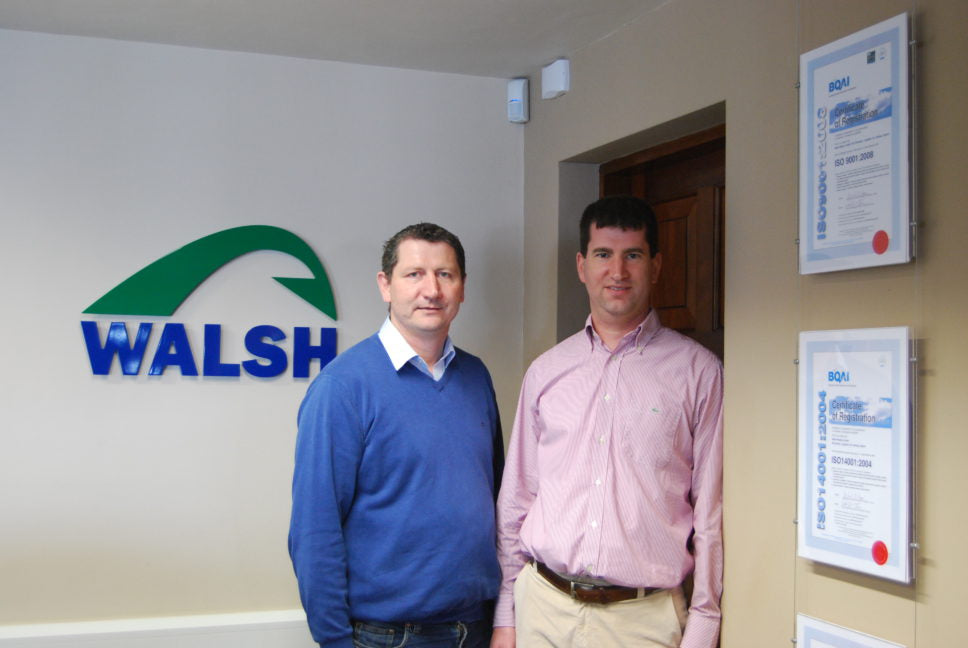 Walsh Waste - Health & Safety Awards