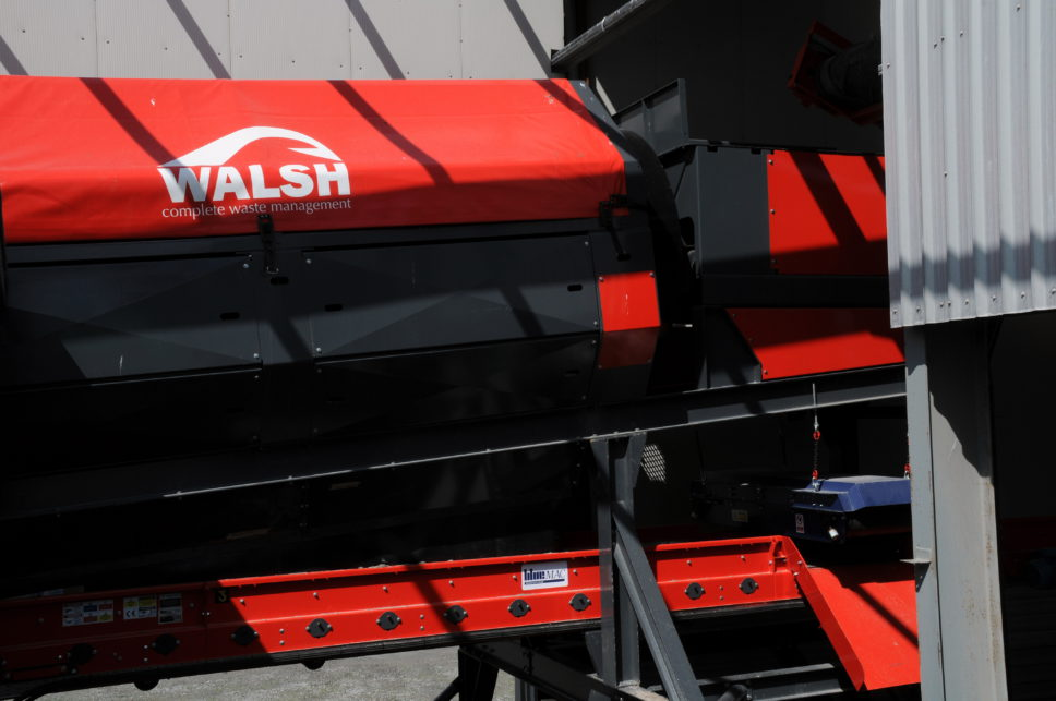 Walsh Waste ltd Opens €1.3m Materials Recovery Facility