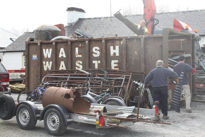 walsh waste people build