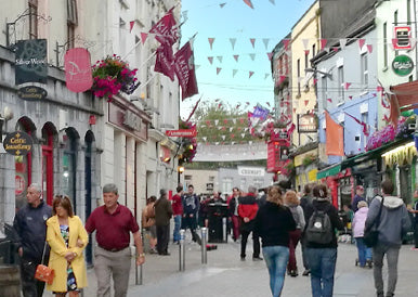 Galway City Retail Waste Management