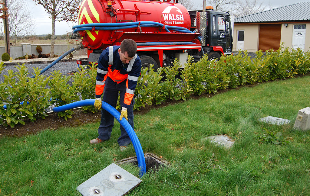 Commercial Septic Tank Emptying