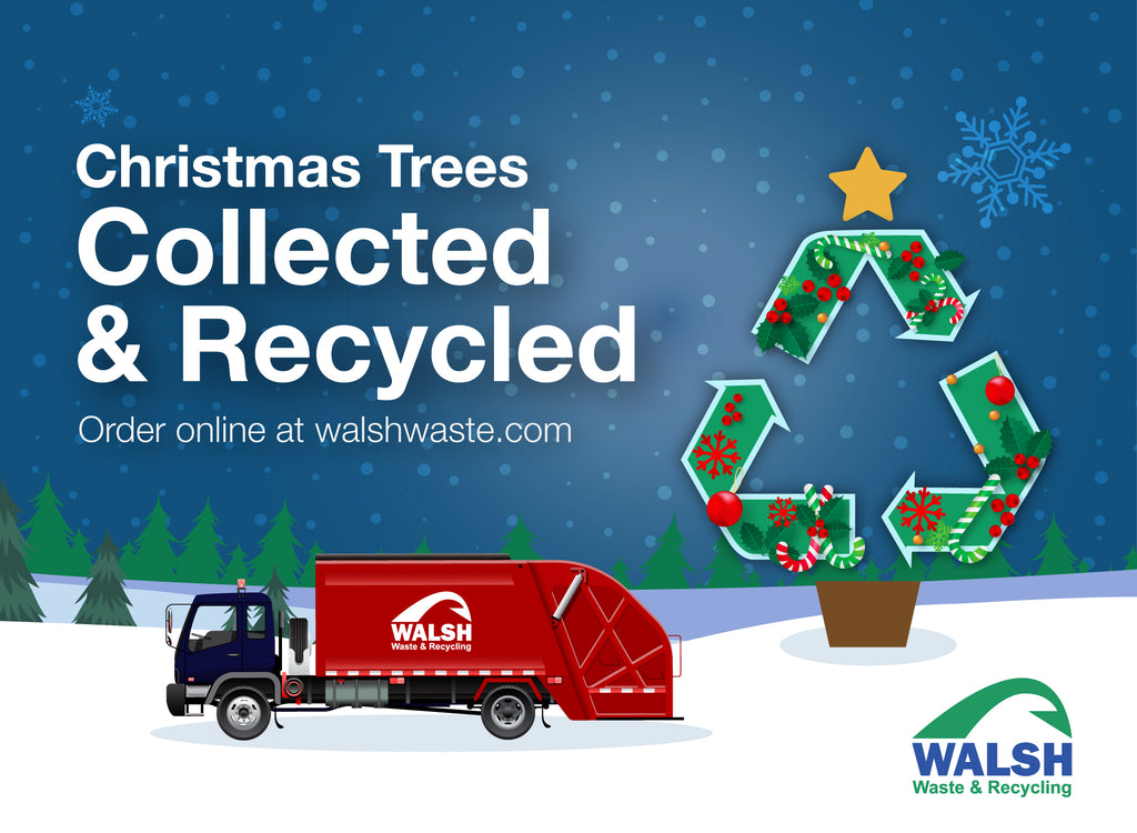 Christmas Tree Collection & Recycling - Galway