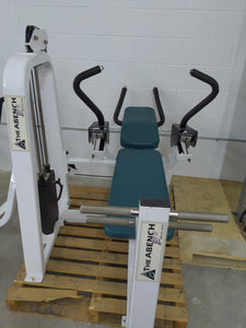 Cybex Abdominal Crunch Machine