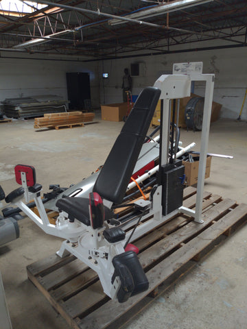 Body Masters Adductor and Abductor Machine Pair