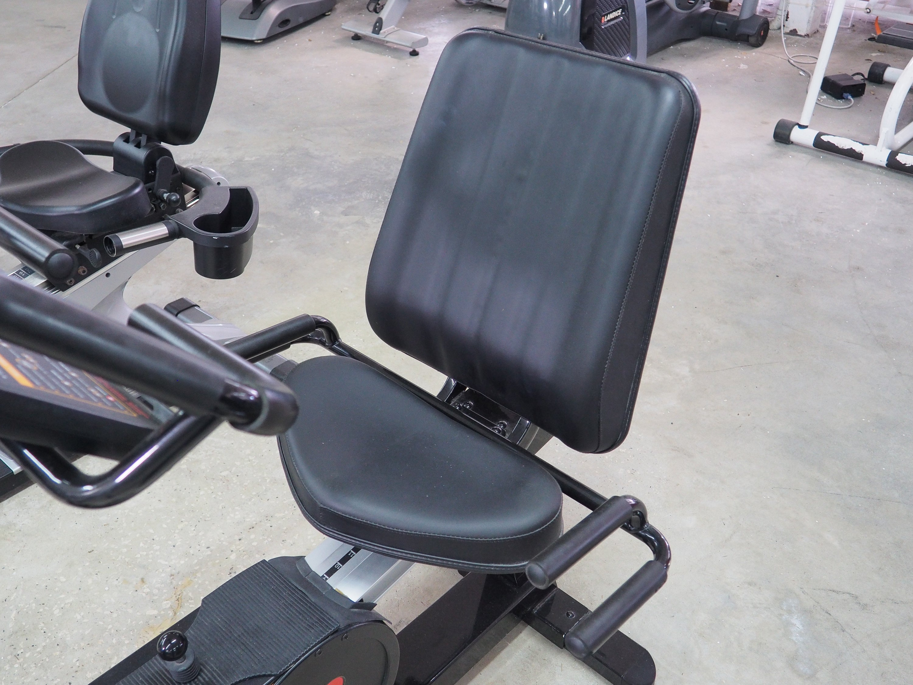 DiamondBack 2100R Recumbent Bike