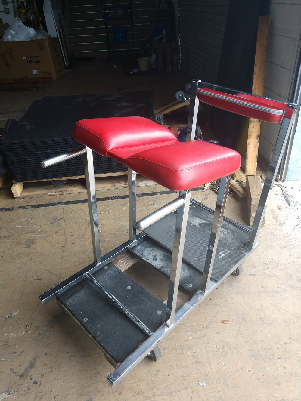 Paramount Hyperextension Bench