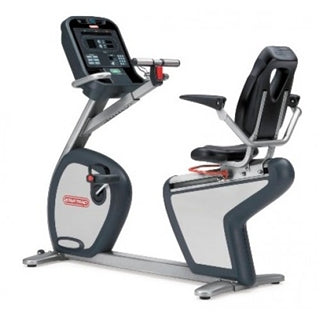 Star Trac E-RB Recumbent Bike with Built in TV