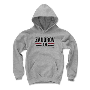 Nikita Zadorov Kids Youth Hoodie | 500 LEVEL