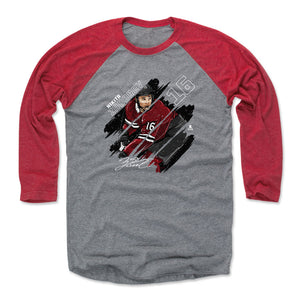 Nikita Zadorov Men's Baseball T-Shirt | 500 LEVEL
