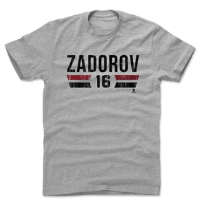Nikita Zadorov Men's Cotton T-Shirt | 500 LEVEL