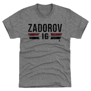 Nikita Zadorov Men's Premium T-Shirt | 500 LEVEL