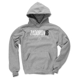 Nikita Zadorov Men's Hoodie | 500 LEVEL