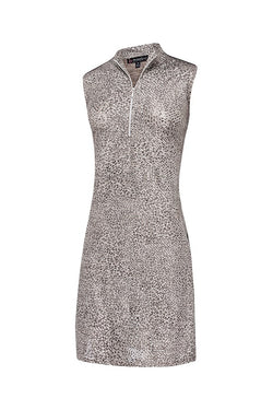 Graphite Sleeveless Dress
