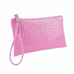 coin purse Women fashion Crocodile