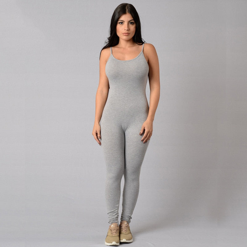 One Piece Bodycon Jumpsuit