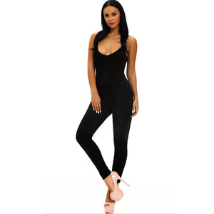 One Piece Casual Bodycon Jumpsuit