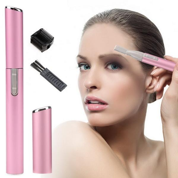 Women Ladies Body Shaver Razor Epilator Mini Portable Electric Eyebrow Trimmer Hair Remove For Bikini Underarm Leg