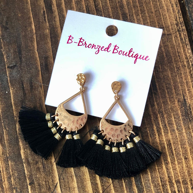 Break Away Fanned Earrings