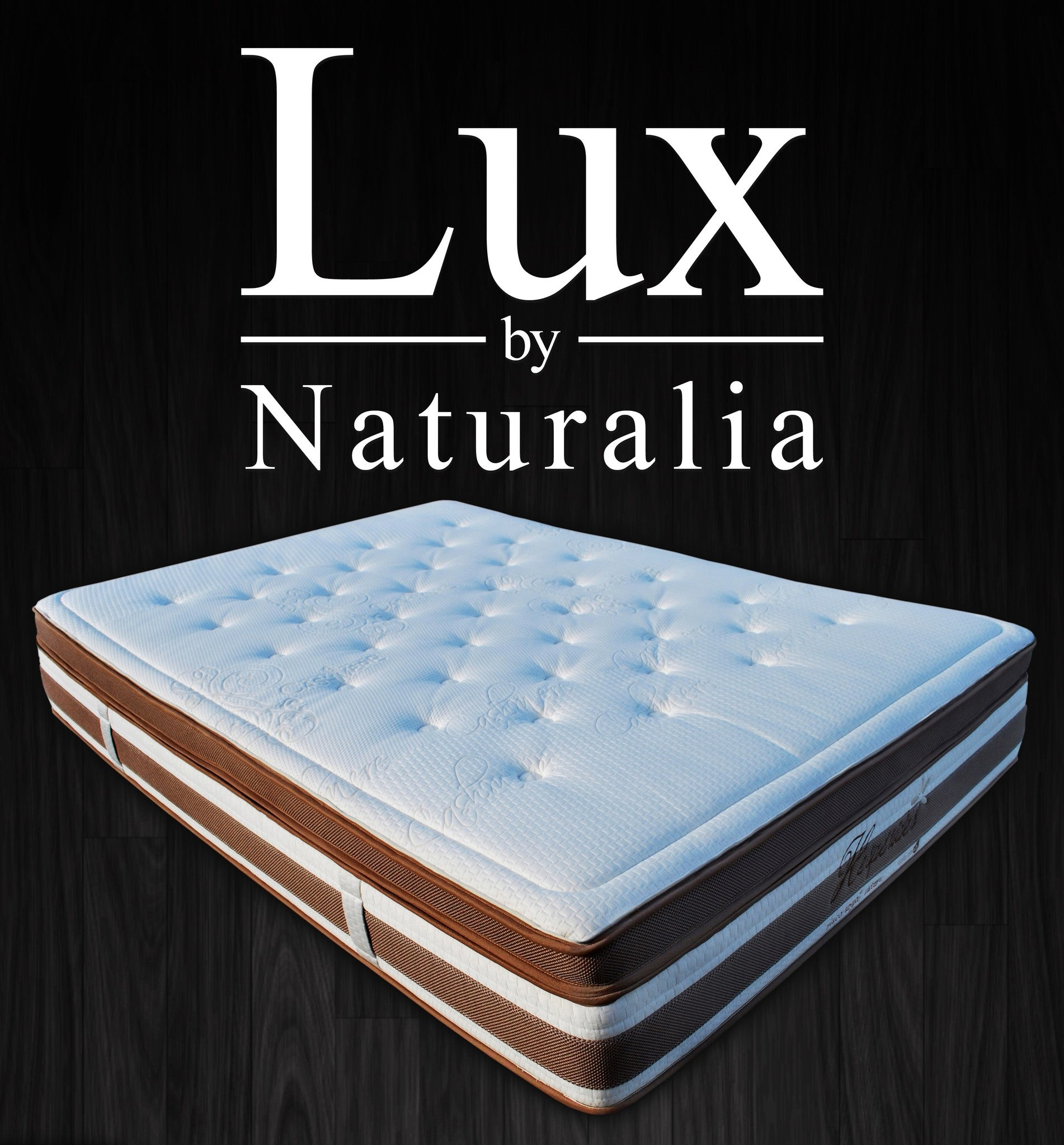 Lux by Naturalia Mattress 10""
