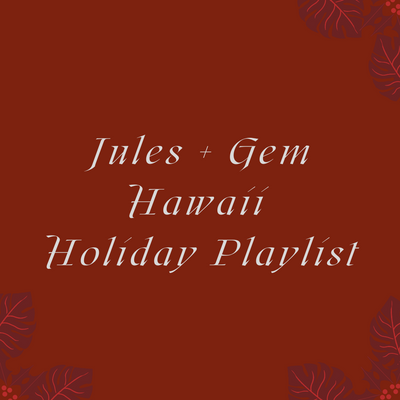 Our Festive Holiday Playlist