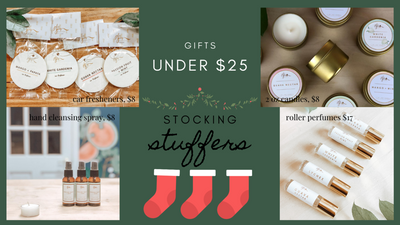 4 Stocking Stuffers Under $25!
