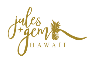 jules + gem hawaii