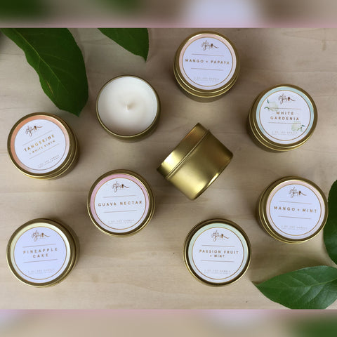 2 oz Soy Candle