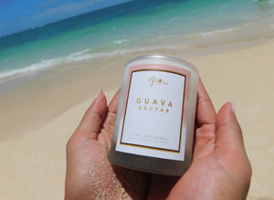 Guava Nectar 7 oz. Soy Candle
