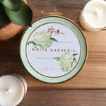 Gardenia 3.5 oz. Travel Tin Soy Candle