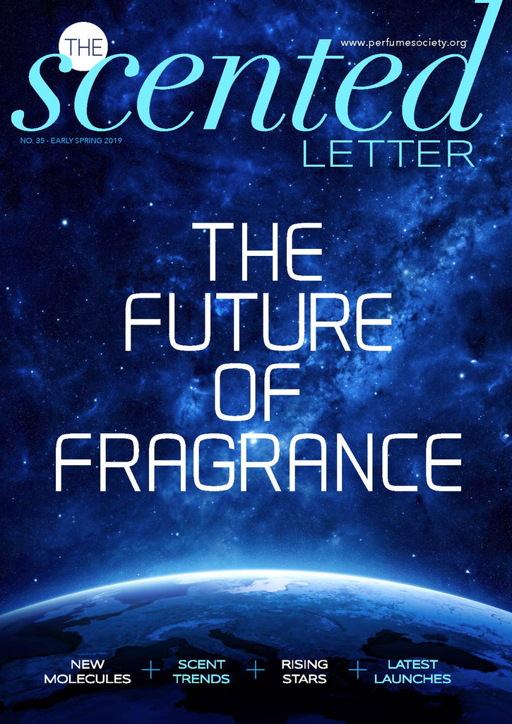 A Scented Letter: The Future of Fragrance - What's In The Bottle?
