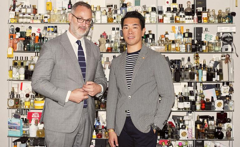 Wallpaper Online: Source Code: Fragrance Power Duo Ostens Are Rediscovering Perfume's Pure Hit