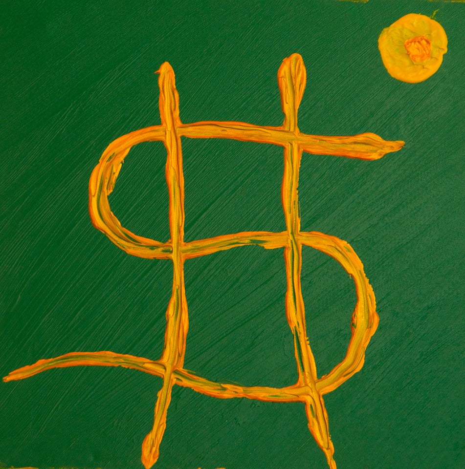 13. Dollarshot Gold on Green (2014)